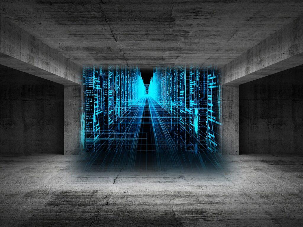 Virtual Reality Big Data Internet  - uAlrdyKnoWaItIz / Pixabay